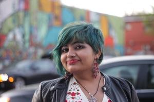 Naushaba Patel